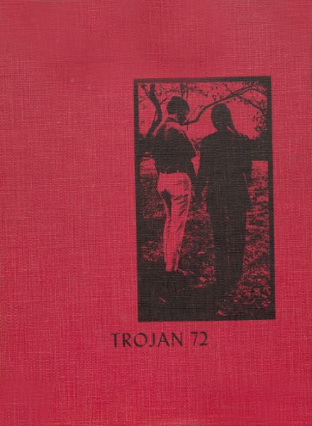 1972 Kirby High School Yearbook Cover