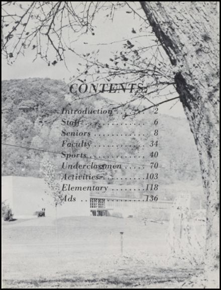 1975 Cowanesque Valley High School Yearbook Page 9