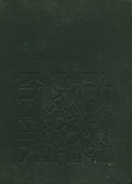 1967 Willowbrook High School Yearbook Cover
