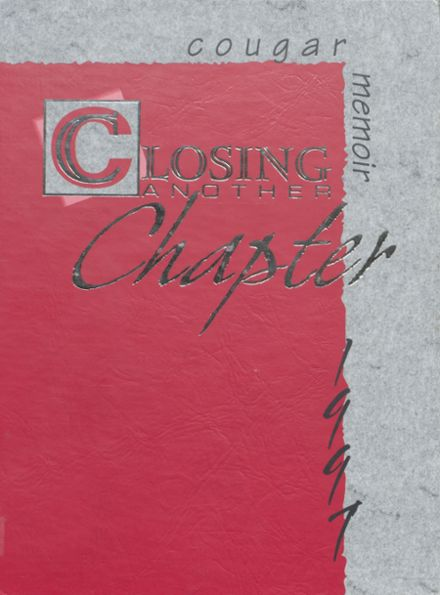 1997 Charleroi High School Yearbook Cover