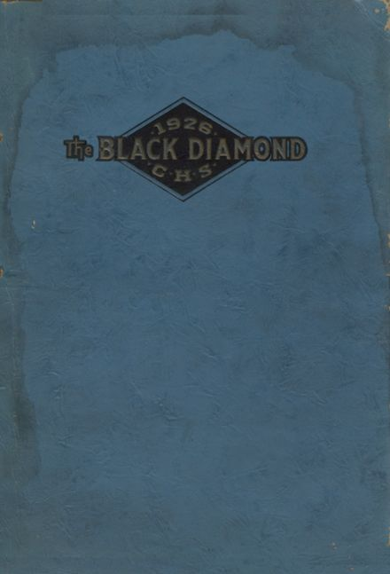 1926 Carterville Community High School Yearbook Cover