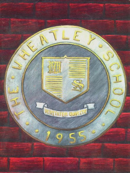 1993 The Wheatley School Yearbook Cover
