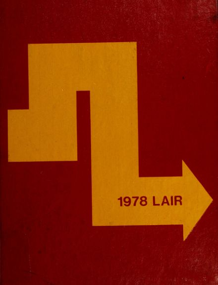 1978 Rogers High School Yearbook Cover