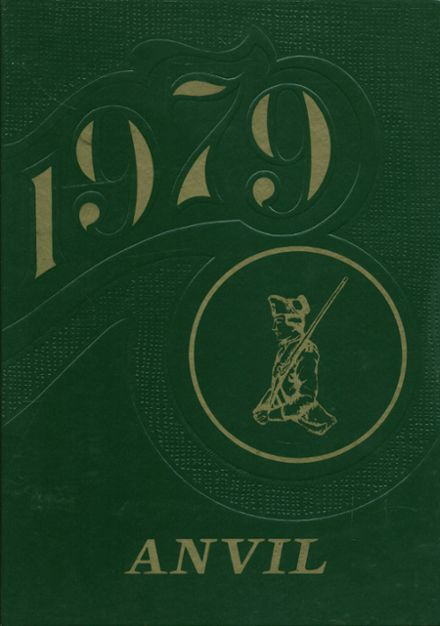1979 Smithfield High School Yearbook Cover