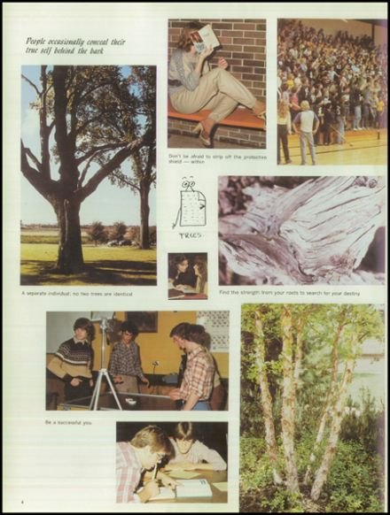 1982 Wheaton - Warrenville South High School Yearbook Page 8