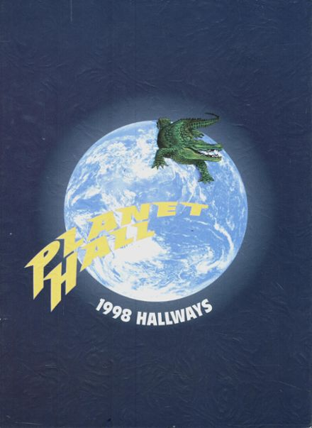 1998 Perry Hall High School Yearbook Cover