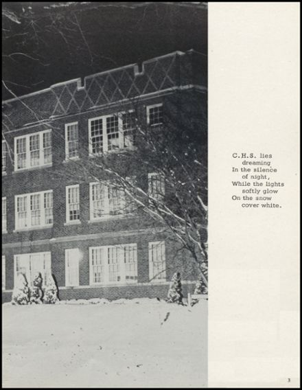 1956 Chillicothe High School Yearbook Page 7