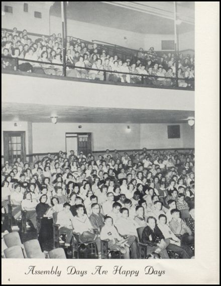 1956 Chillicothe High School Yearbook Page 8