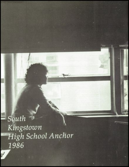 1986 South Kingstown High School Yearbook Page 5