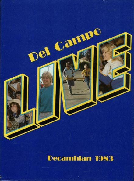 1983 Del Campo High School Yearbook Page 1
