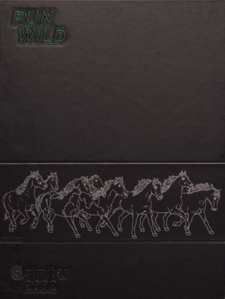 2002 Pendleton Heights High School Yearbook Cover