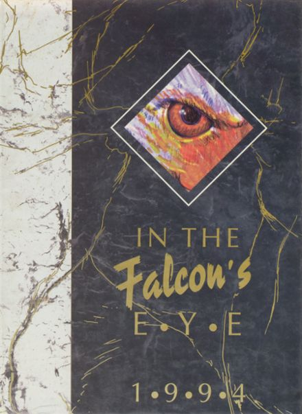 1994 Palmdale High School Yearbook Cover