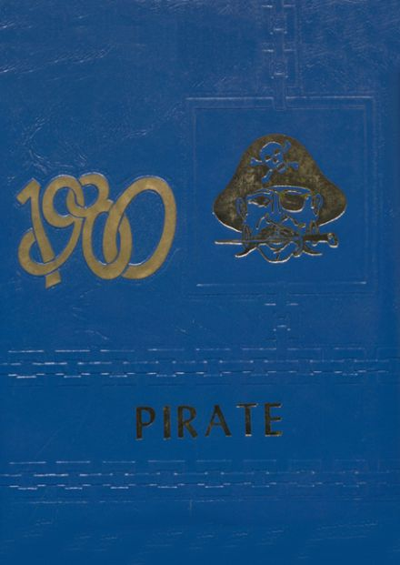 1980 Cyril High School Yearbook Cover