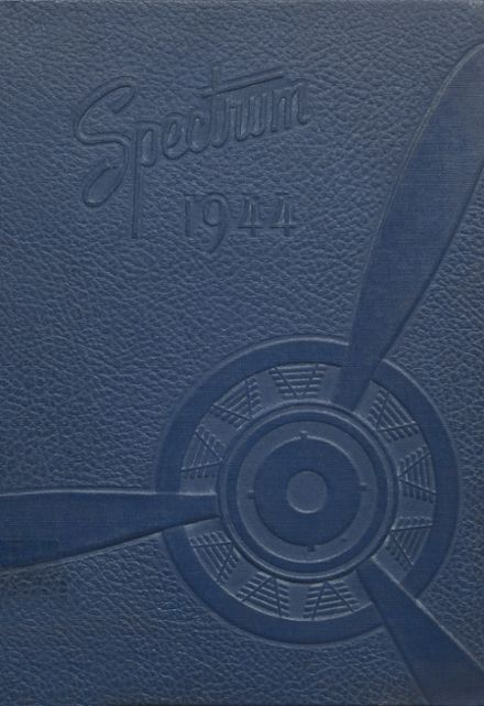 1944 Alexandria-Monroe High School Yearbook Cover