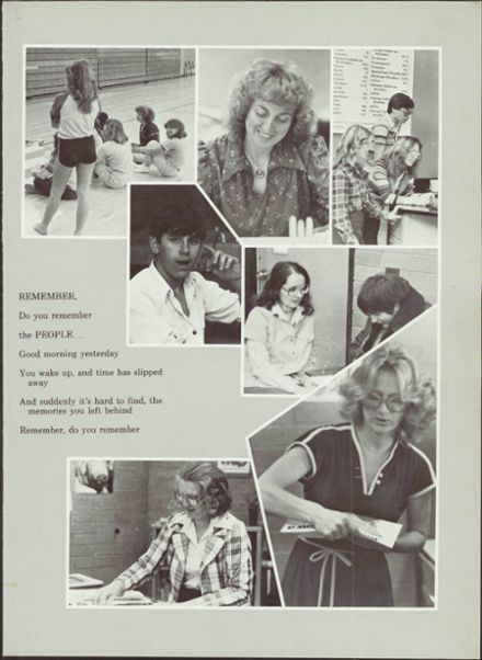 1980 Bradshaw Mountain High School Yearbook Page 7
