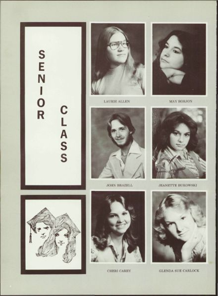 1980 Bradshaw Mountain High School Yearbook Page 8