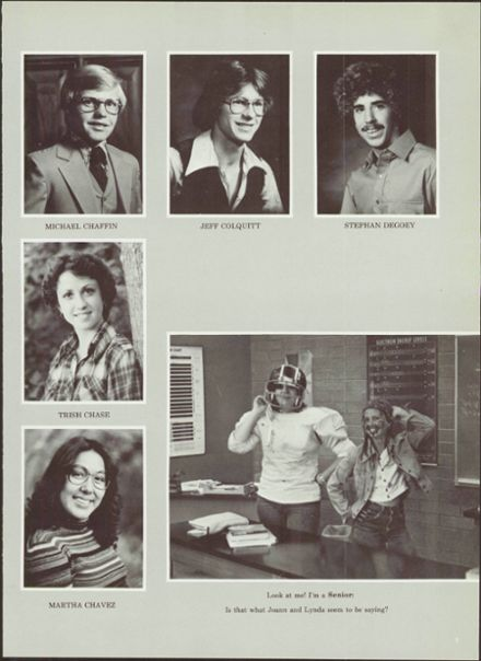 1980 Bradshaw Mountain High School Yearbook Page 9