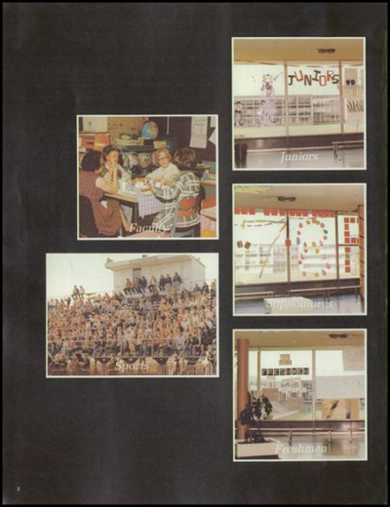 1976 Ferndale High School Yearbook Page 6