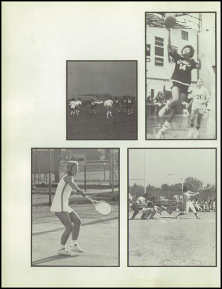 1976 Ferndale High School Yearbook Page 8