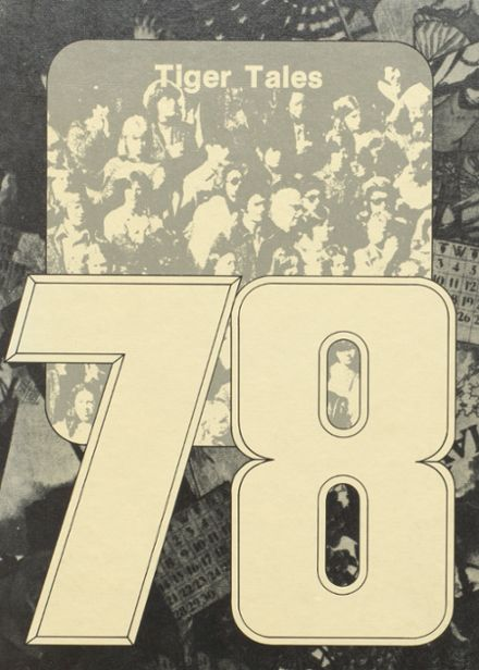 1978 Worth County R-III High School Yearbook Cover