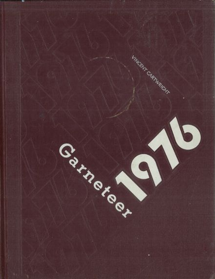 1976 Haddon Heights High School Yearbook Cover