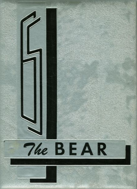 1965 Central Valley High School Yearbook Cover