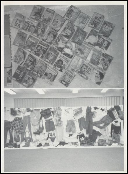 1989 Commerce High School Yearbook Page 7