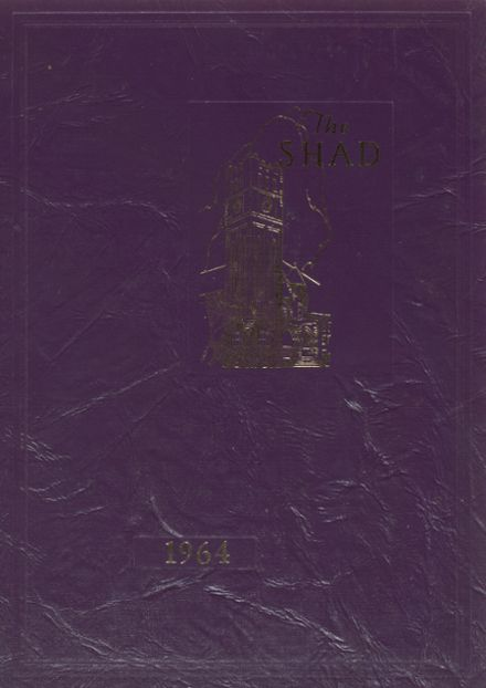 1964 Shattuck - St. Mary's School Yearbook Cover