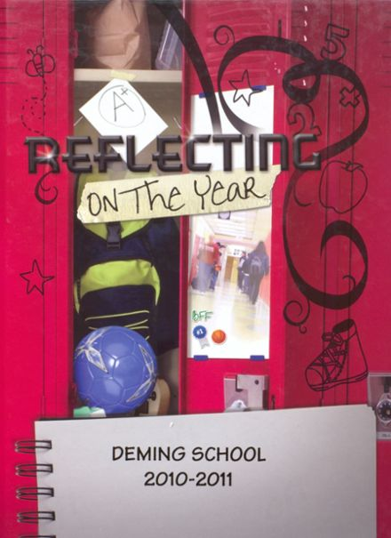 2011 Deming High School Yearbook Cover