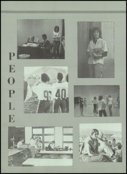 1984 Hotchkiss High School Yearbook Page 8