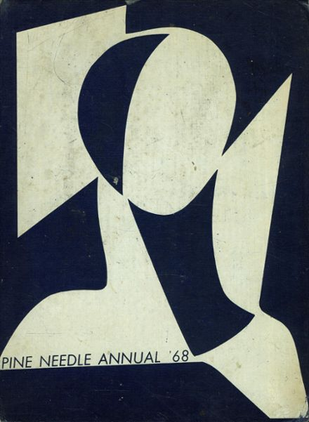 1968 Lakewood High School Yearbook Cover