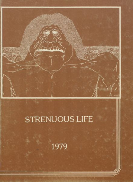 1979 Roosevelt High School Yearbook Cover