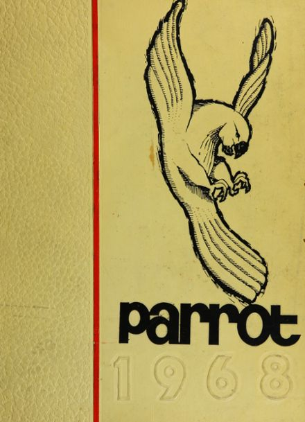 1968 Polytechnic High School Yearbook Cover