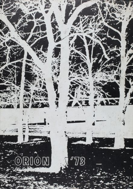 1973 Scarborough High School Yearbook Cover