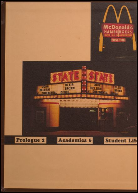1982 Freeport High School Yearbook Page 2