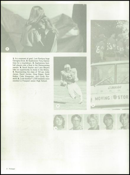 1982 Freeport High School Yearbook Page 6
