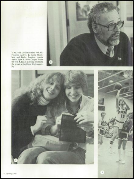 1982 Freeport High School Yearbook Page 8