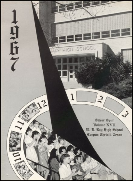 1967 W.B. Ray High School Yearbook Page 5