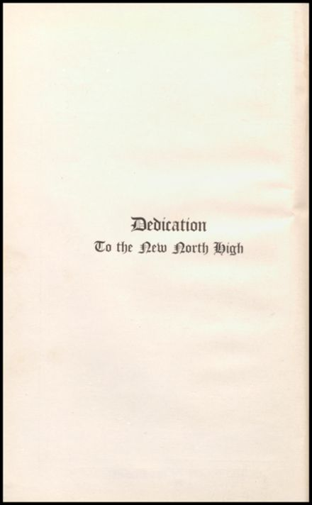 1914 North High School Yearbook Page 6