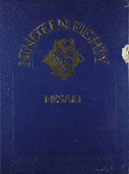 1980 Northampton High School Yearbook Cover