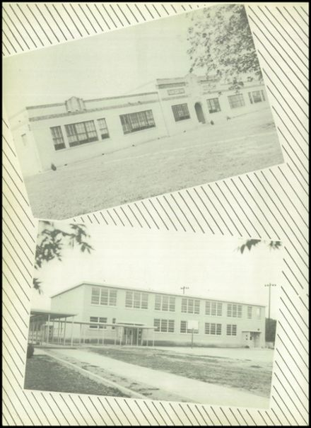 1953 Boerne High School Yearbook Page 8
