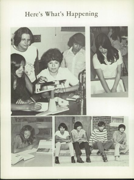 1972 Sequoyah High School Yearbook Page 6