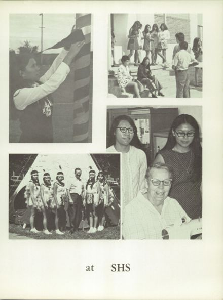 1972 Sequoyah High School Yearbook Page 7