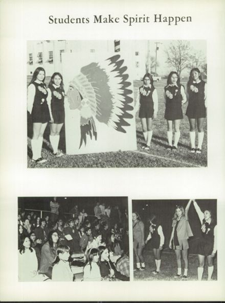 1972 Sequoyah High School Yearbook Page 8