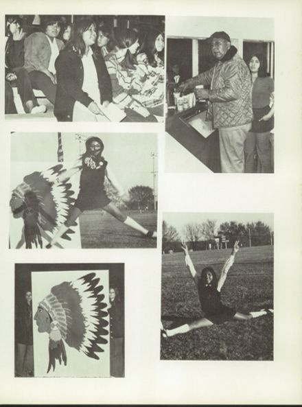 1972 Sequoyah High School Yearbook Page 9