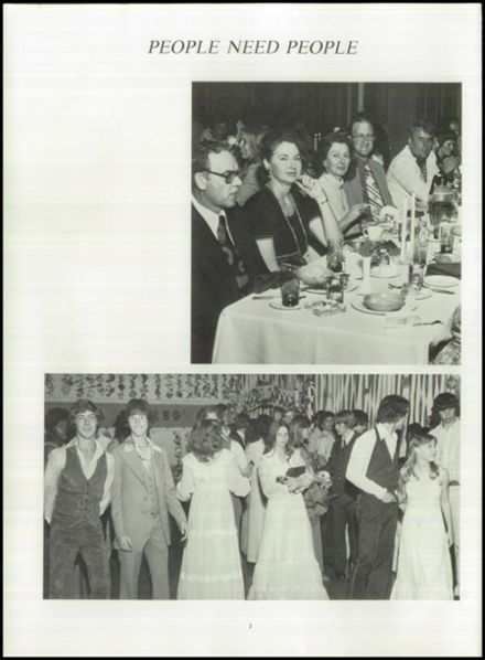 1978 Gate City High School Yearbook Page 6