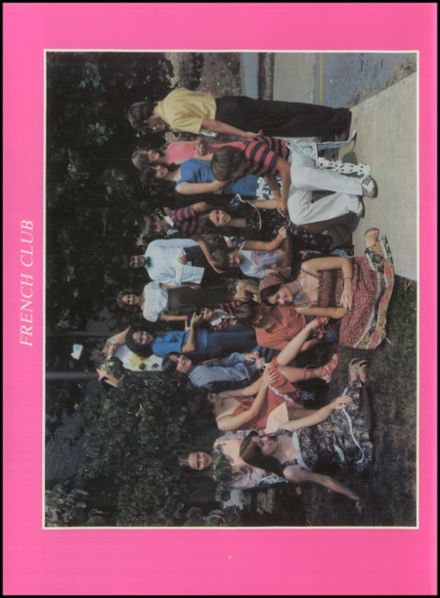 1978 Gate City High School Yearbook Page 8