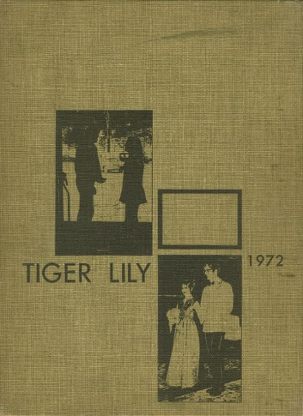 1972 Port Allegany High School Yearbook Cover