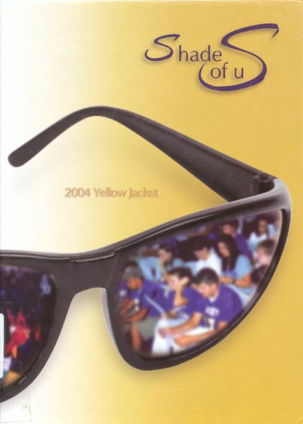 2004 Iowa High School Yearbook Cover