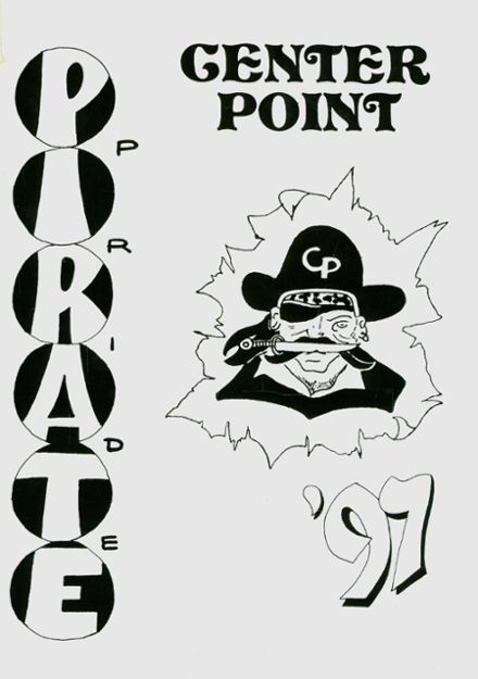 1997 Center Point High School Yearbook Cover